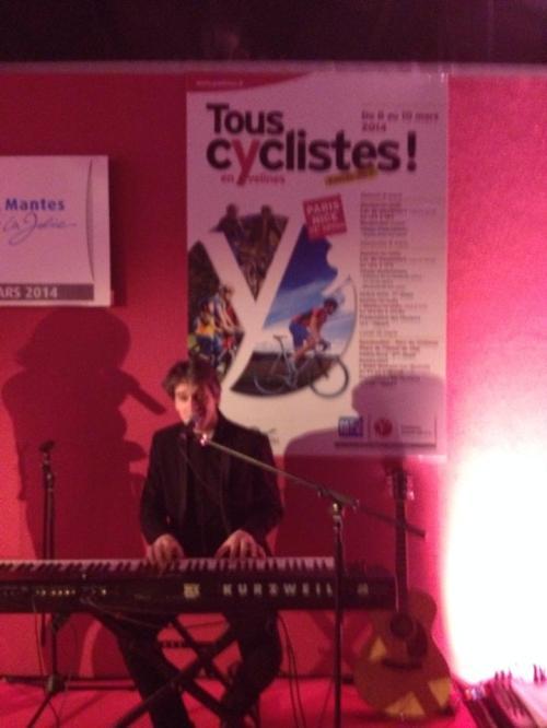 Lancement Paris-Nice 2