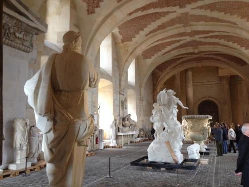 statues louvre 2