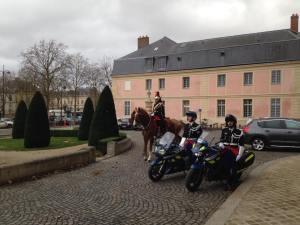 Messe gendarmes 2