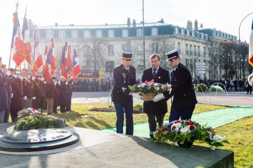 Hommage gendarmerie 2
