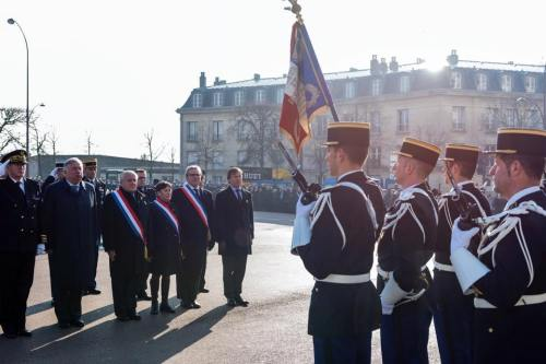 Hommage gendarmerie 3
